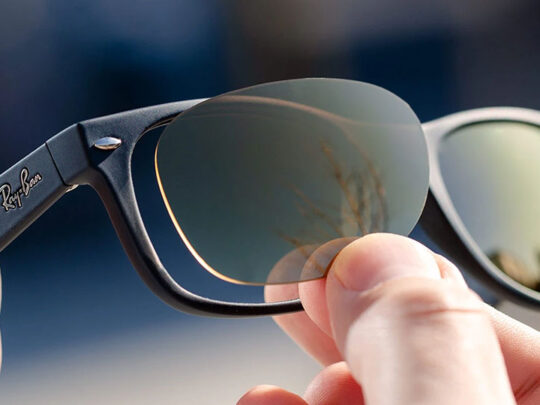 Revamp your old Ray Bans with replacement lenses