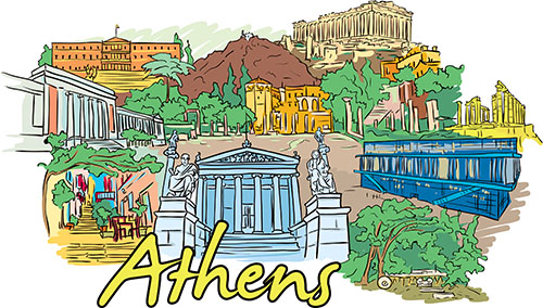 athens facts