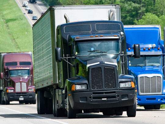 Truckers and Covid-19: what workers' comp covers