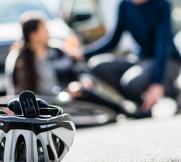 What to do if you find yourself in a bicycle accident that wasn't your fault