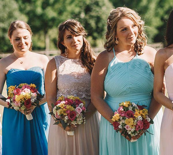 Vital things to consider when choosing bridesmaids