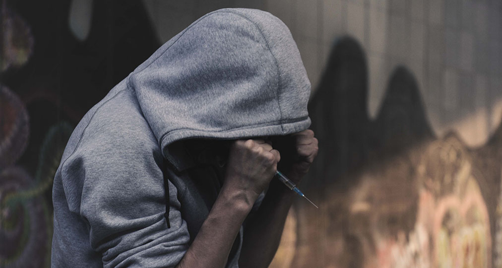 drug addict