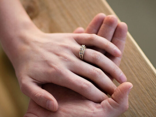 How to buy the perfect engagement ring online during the pandemic