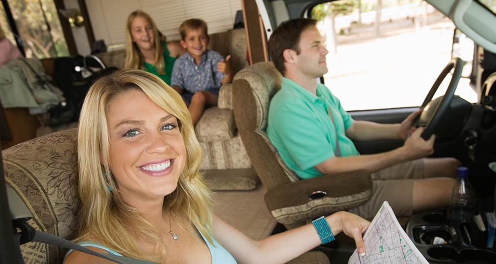 family rv vacation