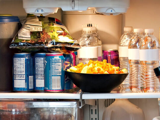 Signs you need a new refrigerator