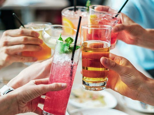 Healthiest alcohol: 7 key benefits of drinking alcohol