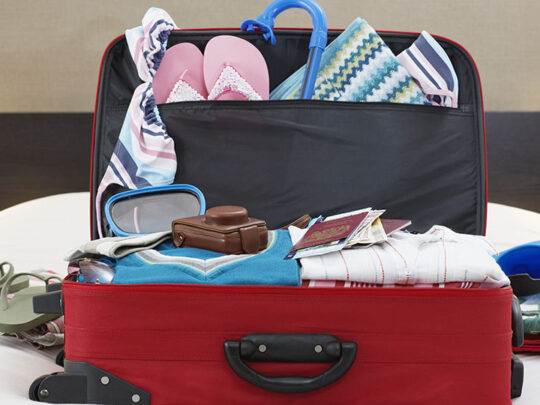 Travel essentials you should always pack