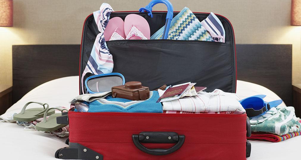 full travel bag