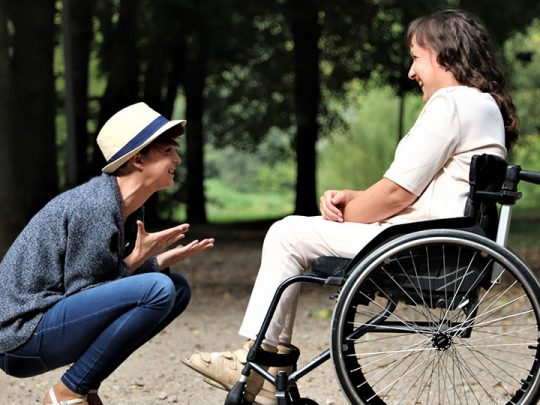 Amazing ways you can support differently abled people