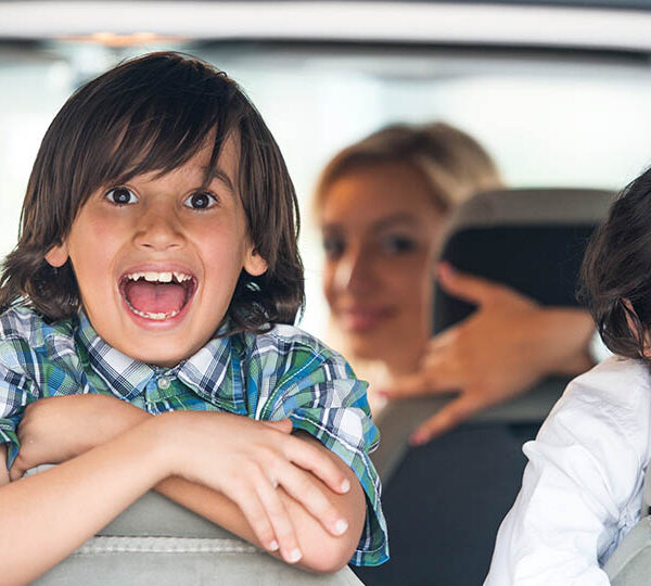 Tips to enjoy a long road trip with kids