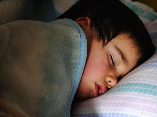 Resolving childhood sleep problems