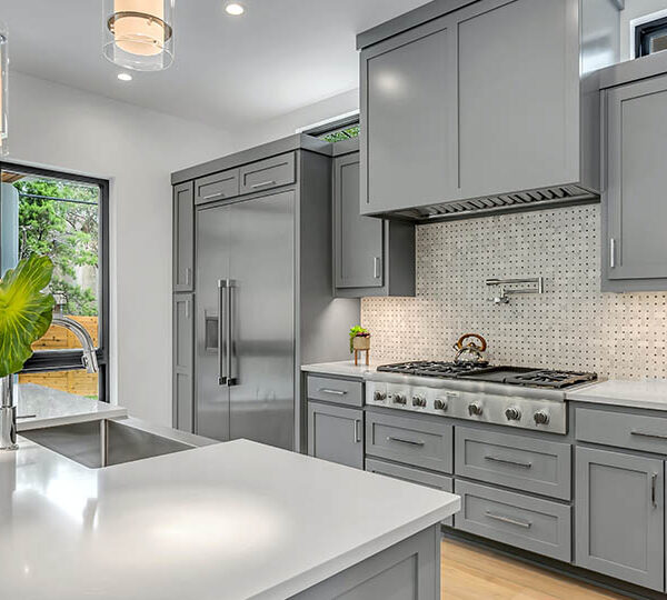 Fantastic ways to improve the look of your kitchen
