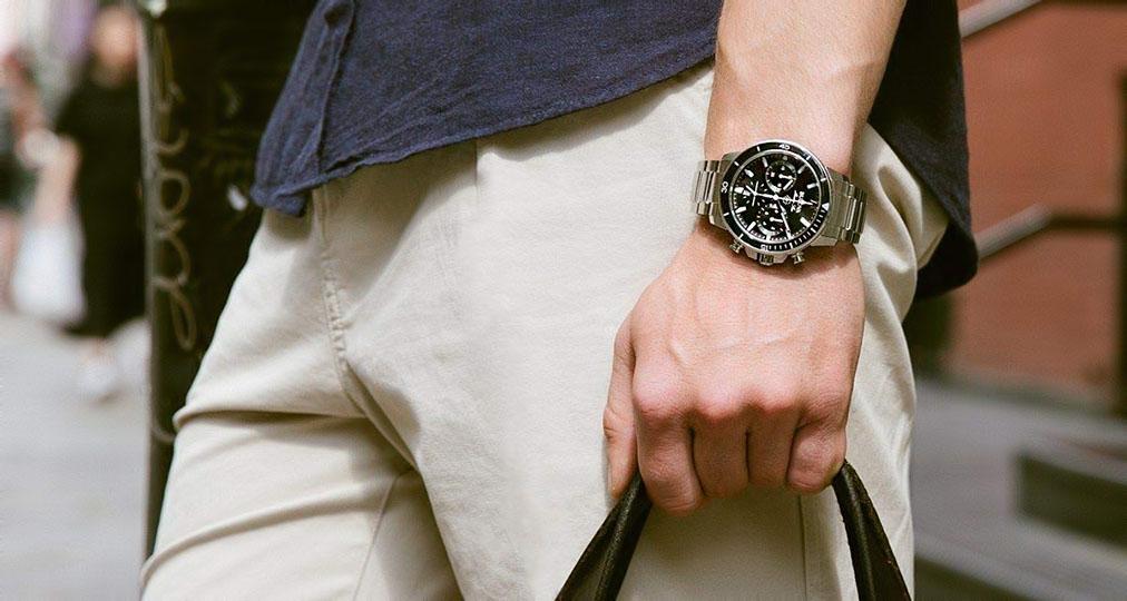man chronograph