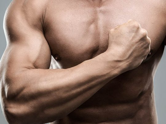 How genetics affect the way your body builds muscle