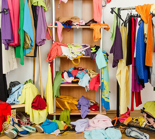 Amazing tips on how to keep your wardrobe well-organized