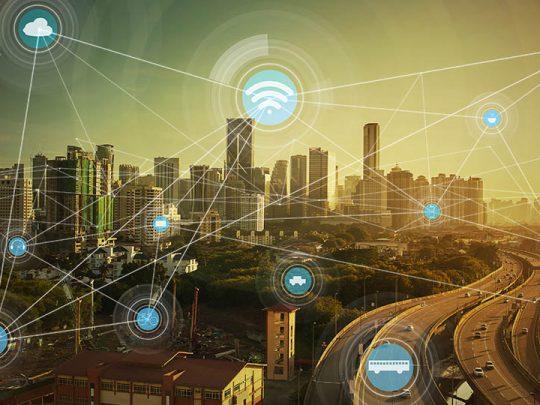 Would you live in a futuristic city?