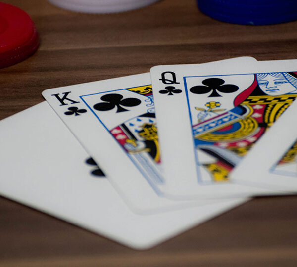 The positive impact of poker on mental health