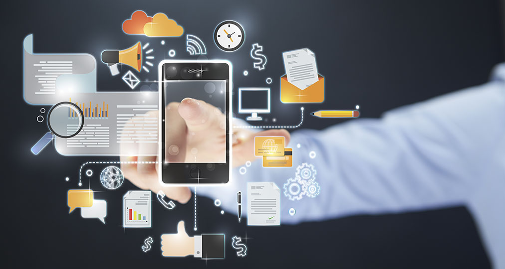 productivity using smartphone