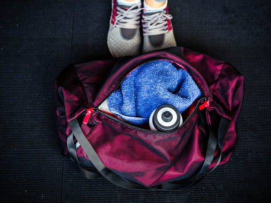 Top 10 essentials for your gym bag
