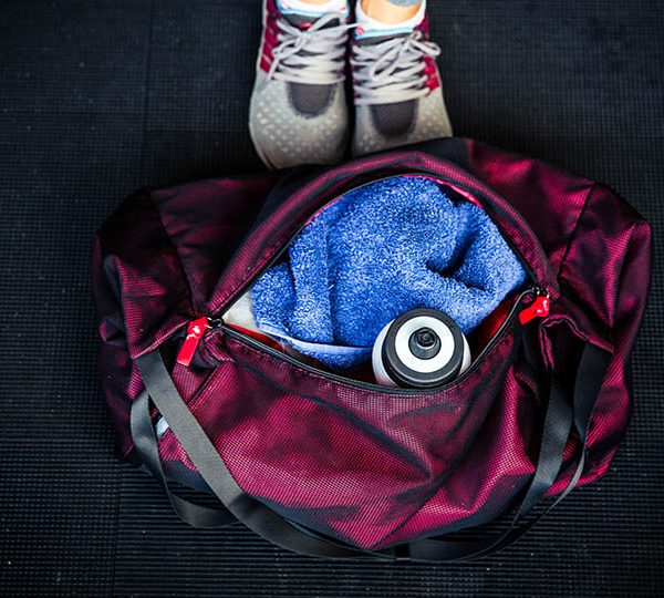 Top 10 essentials for your gym bag