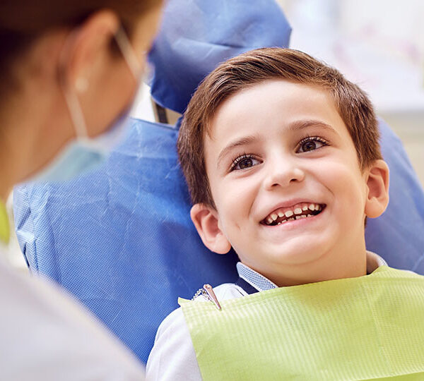 How to get your child to become confident at the dentist