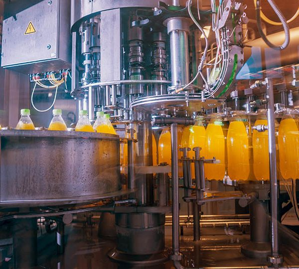 How ball valves function in the food and beverage industry