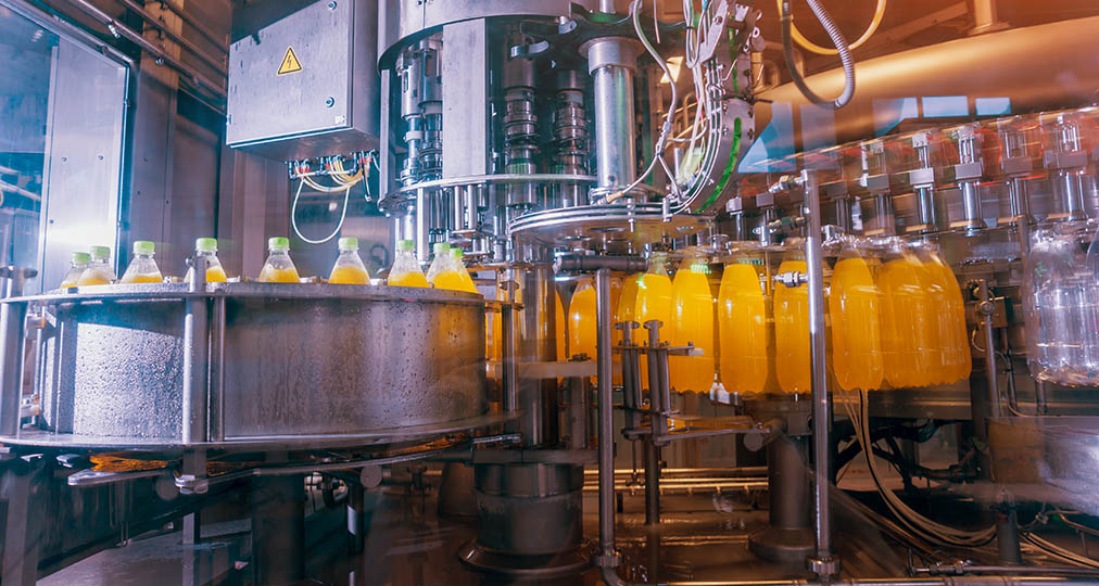 soda drink production line