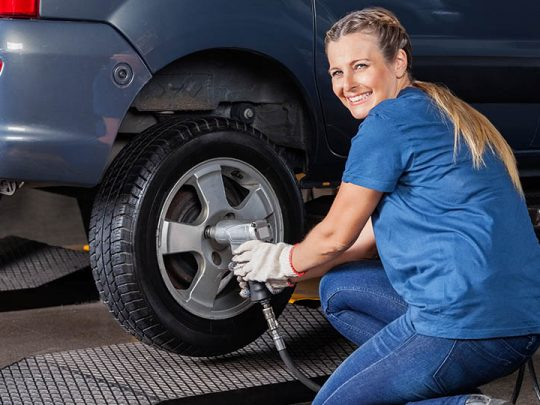 Women in automotives – how to fight stereotypes
