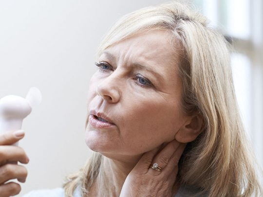 The truth about menopause