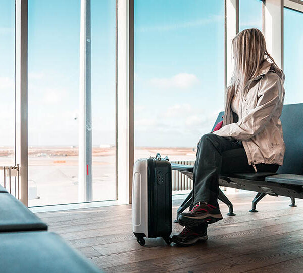 Important travel tips for long flights